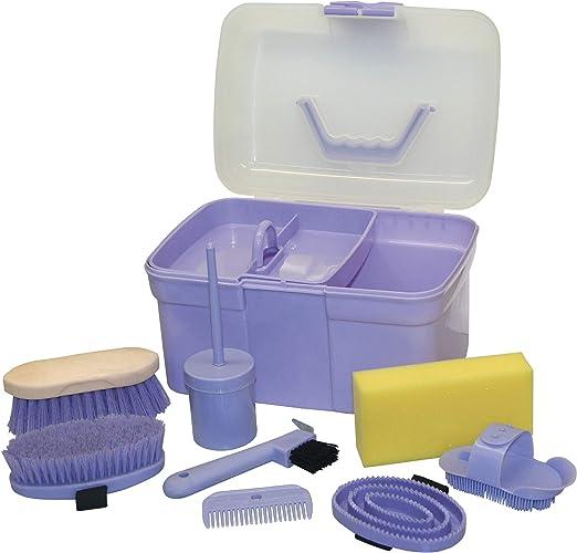 Kerbl Caja de Limpieza Llena, Infantil, Lila: Amazon.es: Productos para mascotas