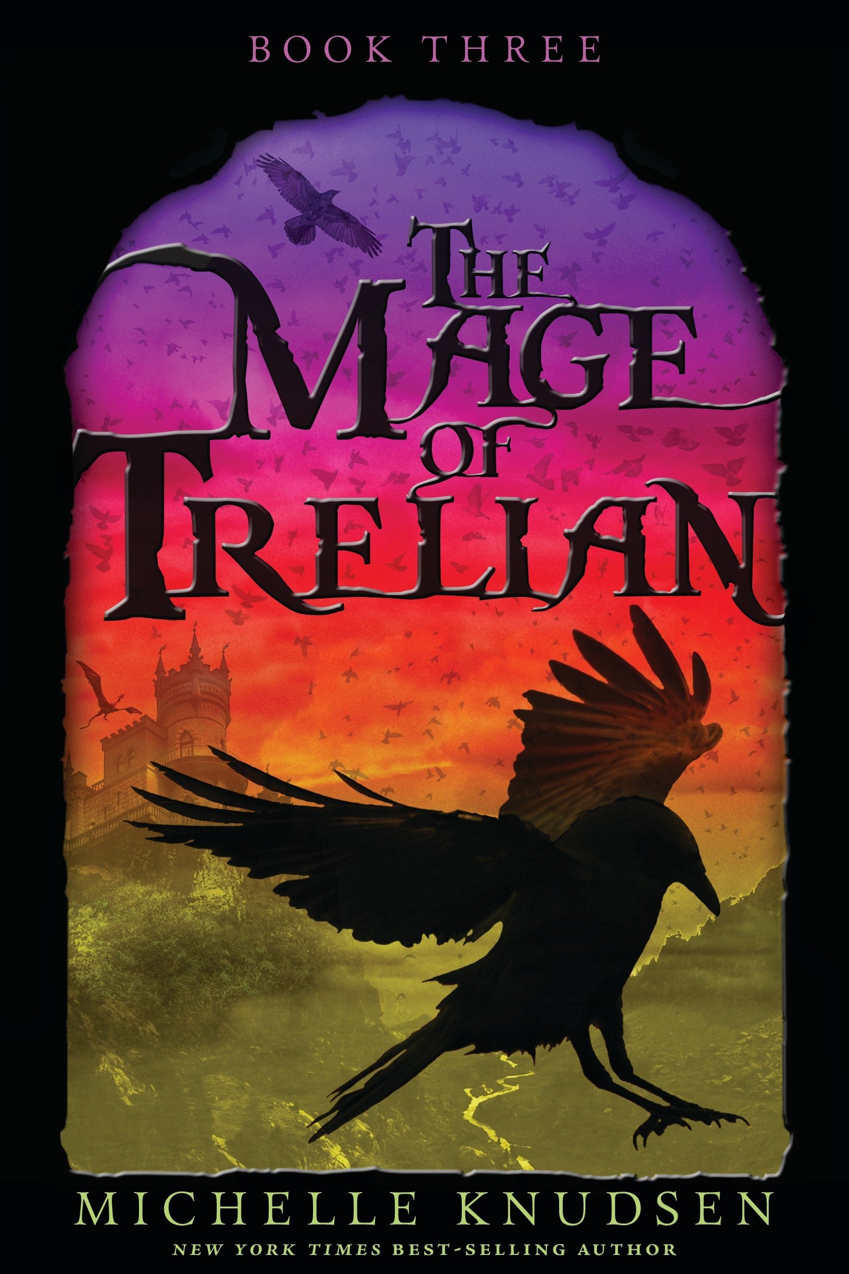 Read Online The Mage of Trelian pdf