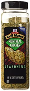 McCormick Montreal Chicken Seasoning, 23-Ounce Plastic Jars (Pack of 2)