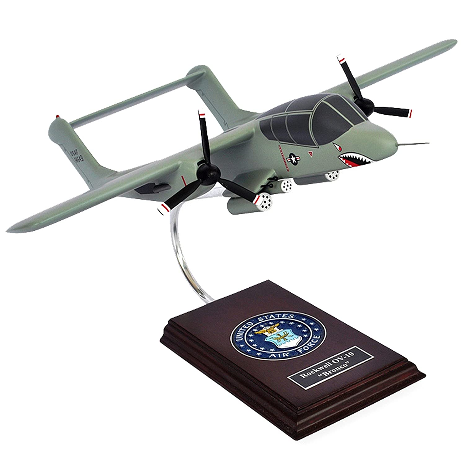 Mastercraft Collection Grumman OV-10 Bronco Model Scale:1//28 Toys and Models Corporation MCOV10W