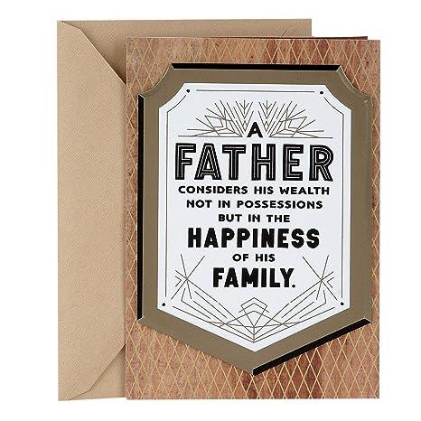 Amazon.com: Tarjeta de felicitación del día ...