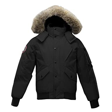 Triple F.A.T. Goose Scotia Mens Hooded Goose Down Jacket Parka ...