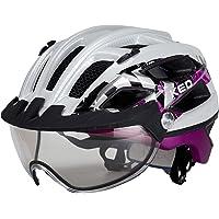 KED Covis Helmet Pearl Violet baş çevresi 52–58cm 2017dağ bisikleti kaskı Downhill