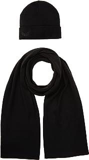 Kaporal 5 - Echarpe Kaporal 5 bonnet+echarpe noir - Taille TU ... 2304f79841e