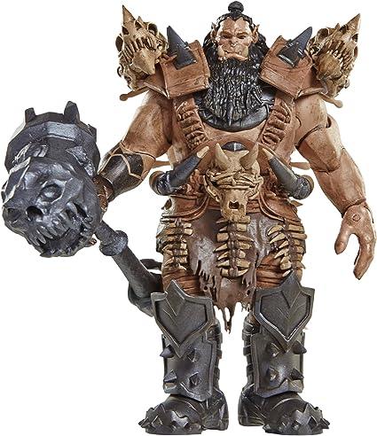 "Warcraft 6/"" Inch Blackhand Action Figure With Accessory Jakks Pacific Legendary"