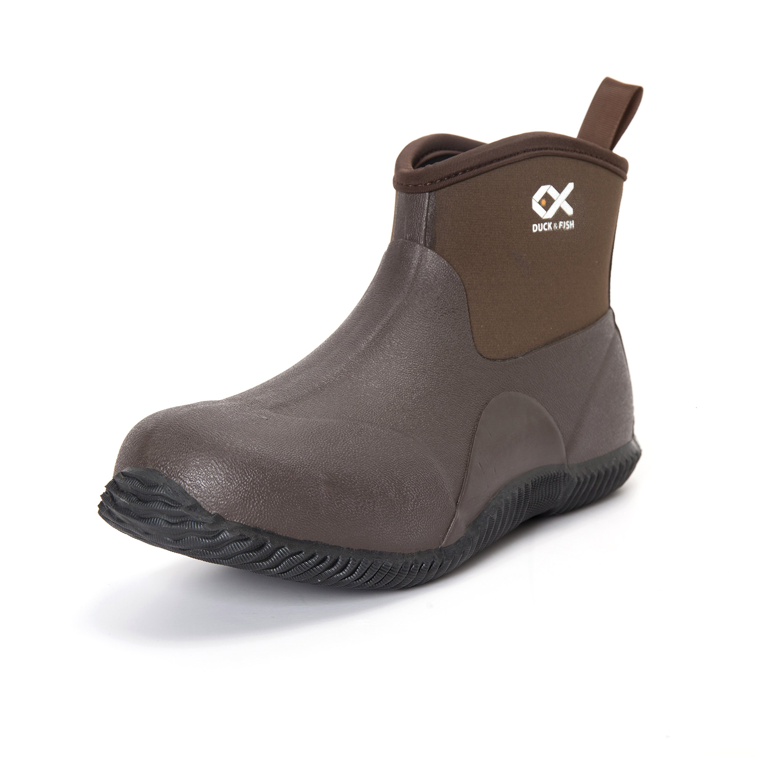 Duck and Fish Neoprene Ankle Hunting Work Shoe (10 US)