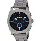 Fossil Men's Machine Stainless Steel...
