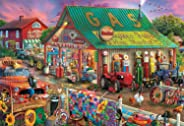 Buffalo Games - Antique Market - 2000 Piece Jigsaw Puzzle