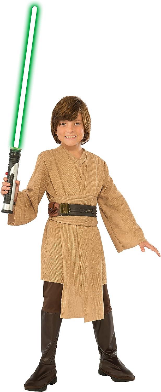 Medium One Color Rubies Costume Star Wars Jedi Deluxe Child Costume