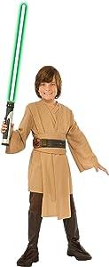 Star Wars Jedi Deluxe Child Costume, Medium