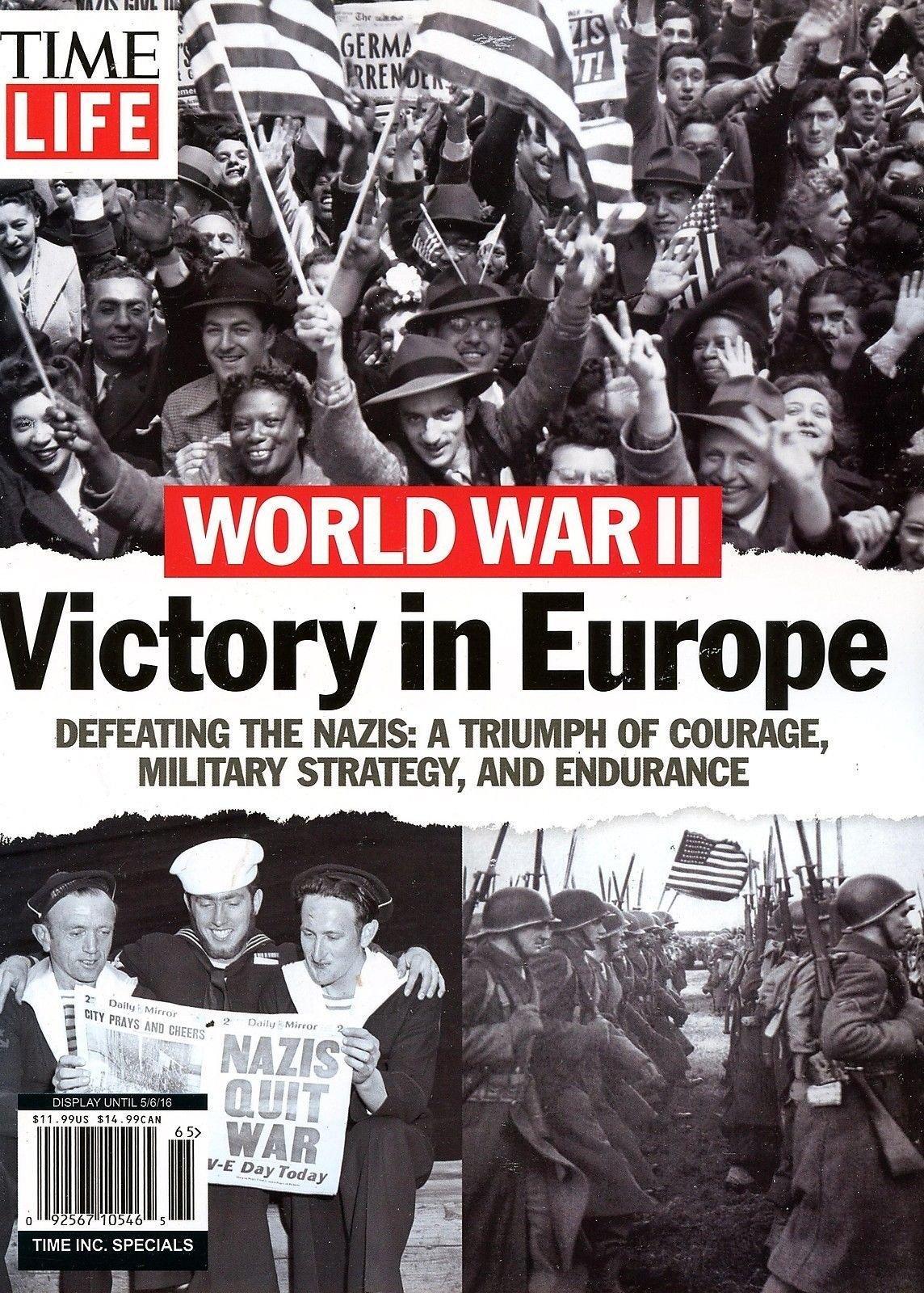 World War II Victory in Europe (Time Life Magazine) pdf epub