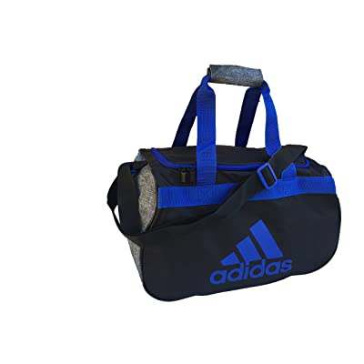 eed644744185 adidas Diablo II Gear Up Small Gym Travel Sports Gear Duffle Bag Classic  Black White Logo. Now  27.99 32.00. Adidas Diablo Small Duffel Bag