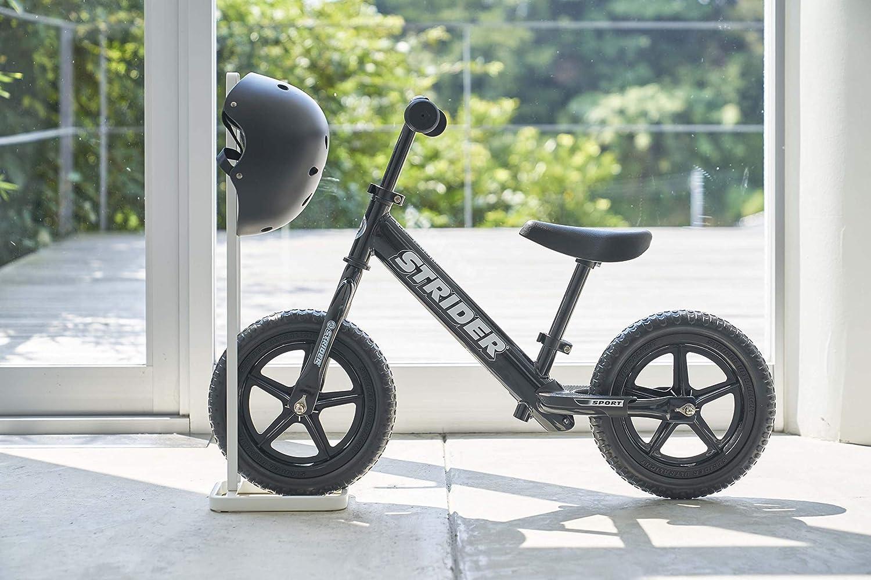 ペダルなし自転車&ヘルメットスタンド タワー