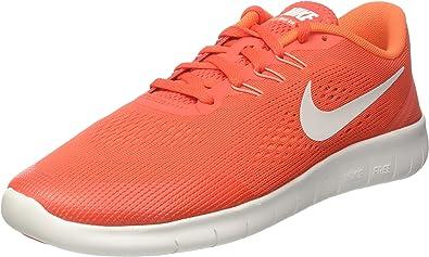 Nike Free RN, Zapatillas de Entrenamiento Unisex Niños, (MAX Orange/Pure Platinum/Orchid/Off/White), 38.5 EU: Amazon.es: Zapatos y complementos