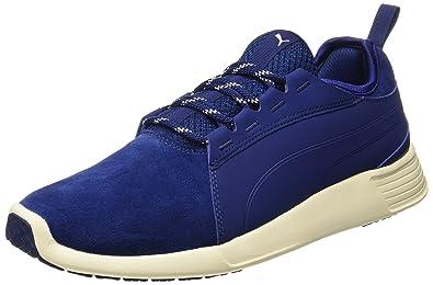 Puma Men s ST Trainer Evo SD v2 Blue Depthsblue Depths Running Shoes - 10  UK  883f89cf3