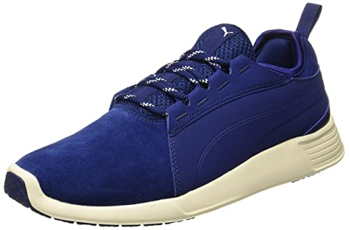 b8c509705eccf6 Puma Men s ST Trainer Evo SD v2 Blue Depthsblue Depths Running Shoes - 10  UK