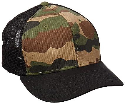 Amazon.com  DECKY Cotton Curve Bill Trucker Cap 5bb5d0cdfc74