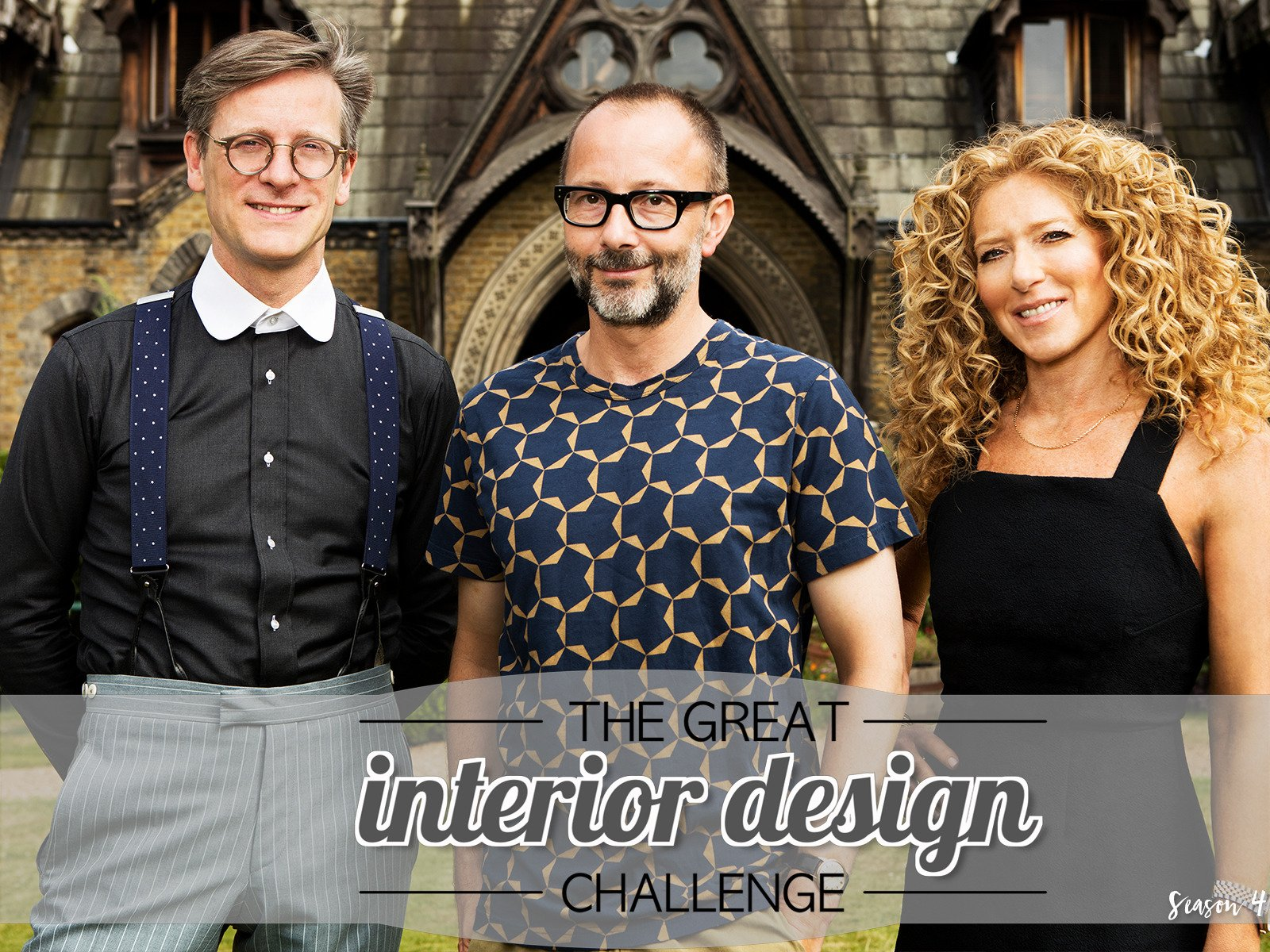Watch Great Interior Design Challenge Season 4 Prime Video