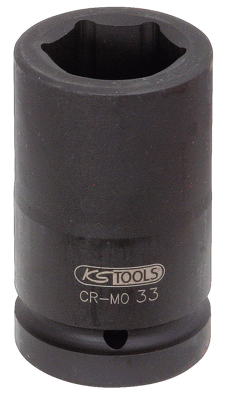 KS Tools 515.1833 Douille longue /à choc 1 33mm
