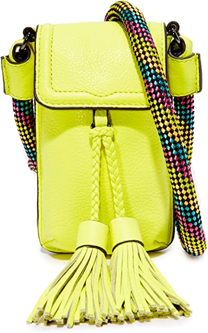 Rebecca Minkoff Womens Isobel Phone Cross Body Bag