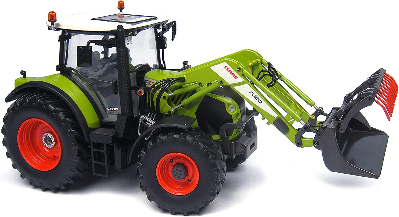 Universal Hobbies-uh4299-Traktor-Claas Arion 530mit Ladegerät Stirn-Ech
