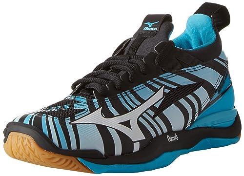 Mizuno Waver Mirage - Zapatos de Gimnasia Hombre: Amazon.es: Zapatos y complementos