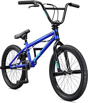 Mongoose Legion Street Freestyle BMX Bike Line for Beginner to Advanced Riders