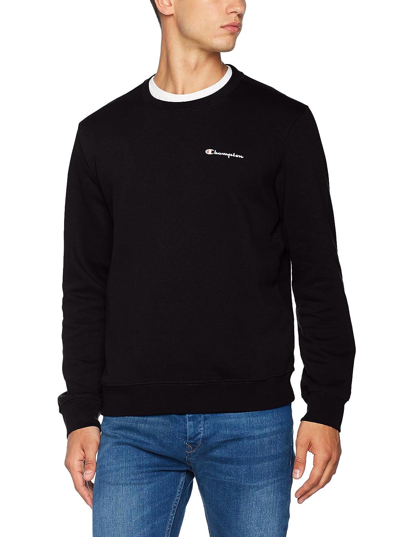 Champion Mens Classic Small Logo Sweatshirt