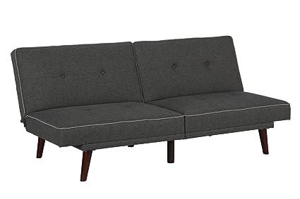 mozaic pdx company futon futons foam suede mattress furniture reviews wayfair