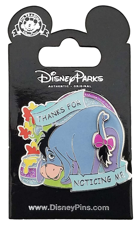Disney Pin - Eeyore - Thanks for Noticing Me