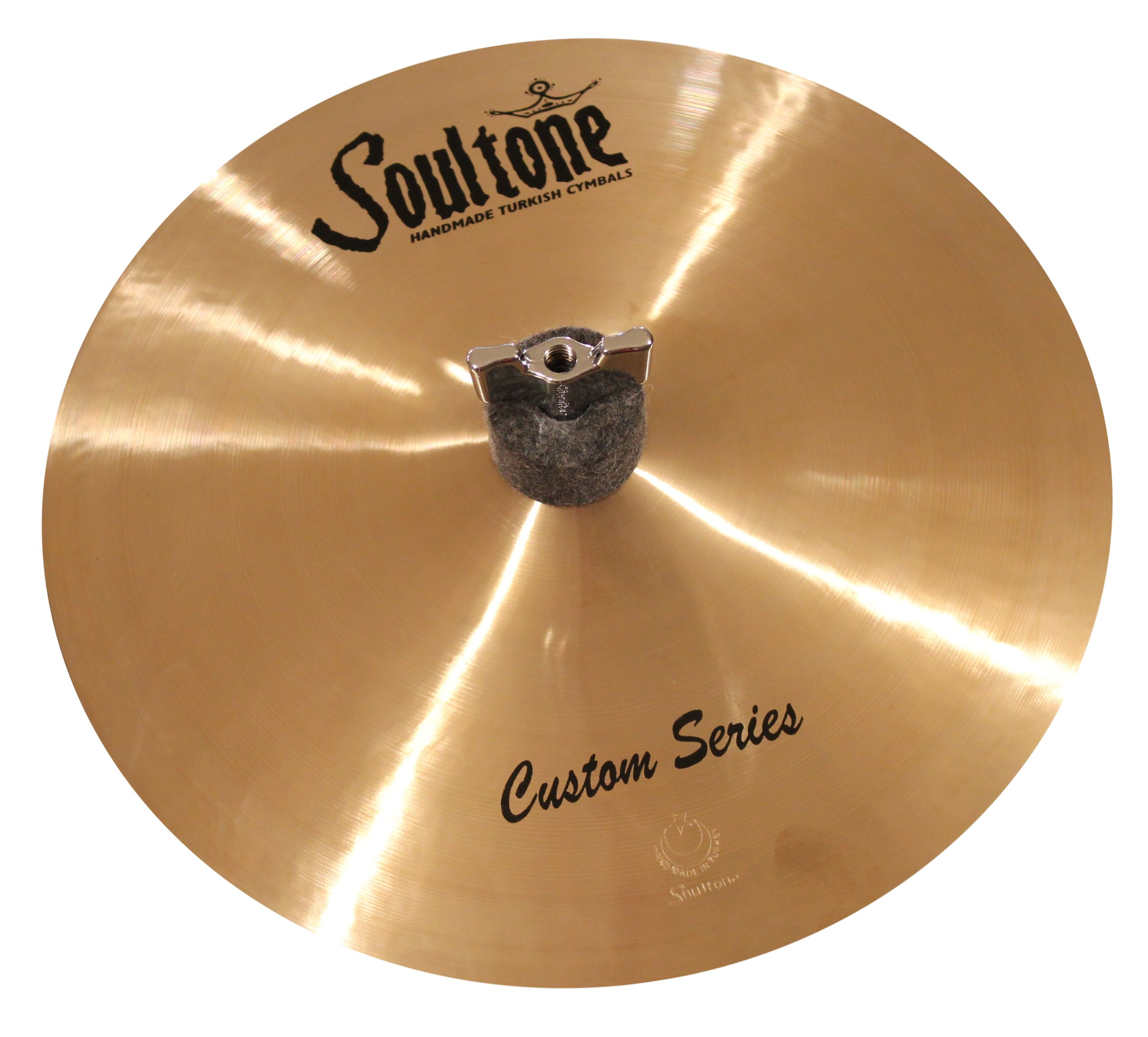 Soultone Cymbals CST-SPL12 - 12'' Custom Splash