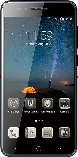 ZTE Blade A612 - Smartphone con Pantalla de 5(Procesador Quad Core 1.0 GHz, 1 GB Ram, 8 GB Memoria Interna), Azul: Zte: Amazon.es: Electrónica