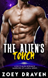 The Alien's Touch (A SciFi Alien Warrior Romance) (Warriors of Luxiria Book 4) (English Edition)