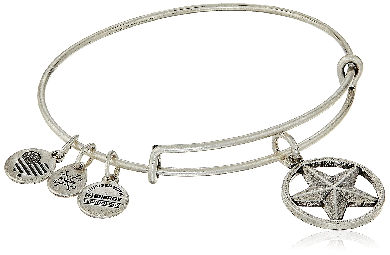 Alex Ani Strength Expandable Bracelet Image 1