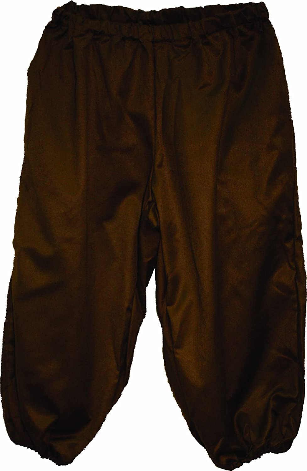 Deluxe Adult Costumes - Men's brown pirate knickers, pirate breeches, pirate pants, pirate trousers by Alexanders Costumes