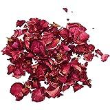 TOOGOO(R) 1 sacchetto di secchi petali di rosa fiori naturali Tabella di cerimonia nuziale