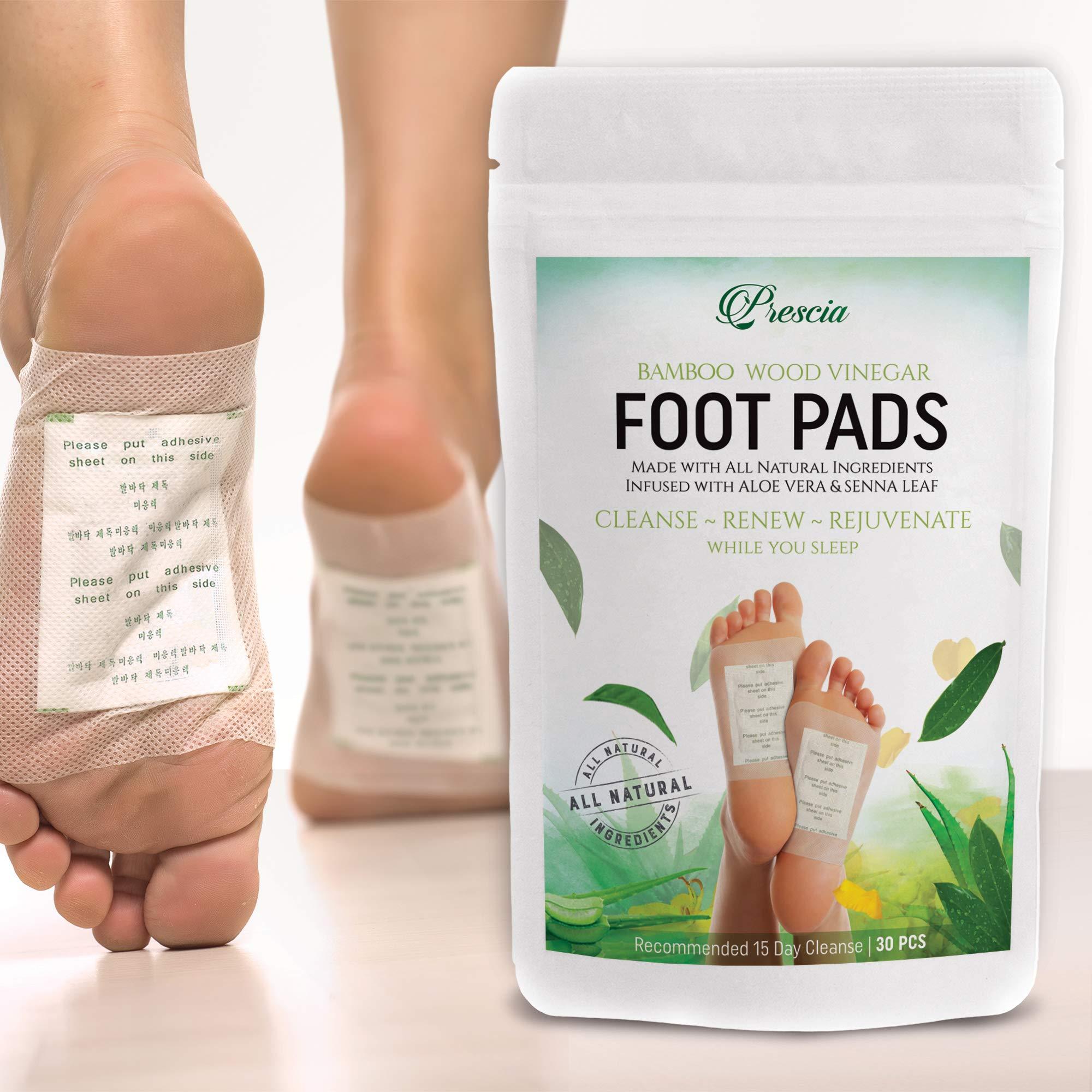 Prescia Foot Pads