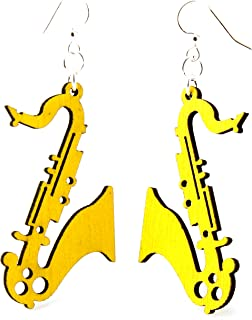 product image for Saxophones Earrings
