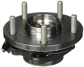 Timken HA590243 Front Wheel Bearing and Hub Assembly