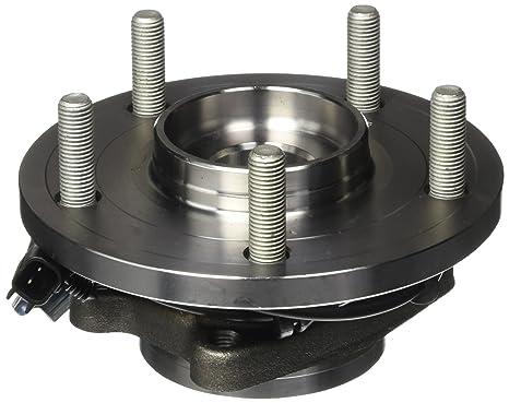 Timken HA590243 - Rodamiento de rueda delantera y montaje de buje