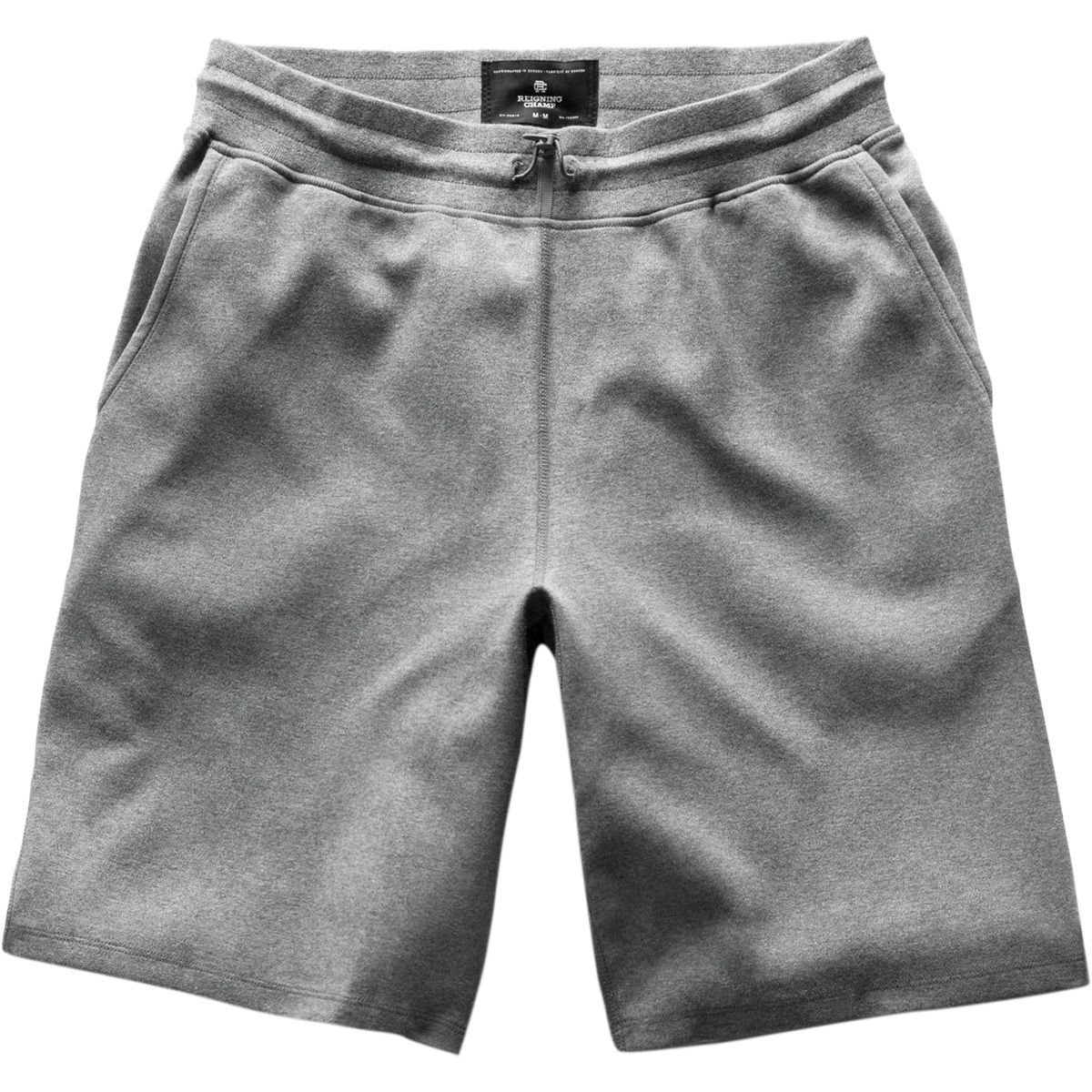 Reigning Champ Bonded Interlock Short - Men's Moraine, L