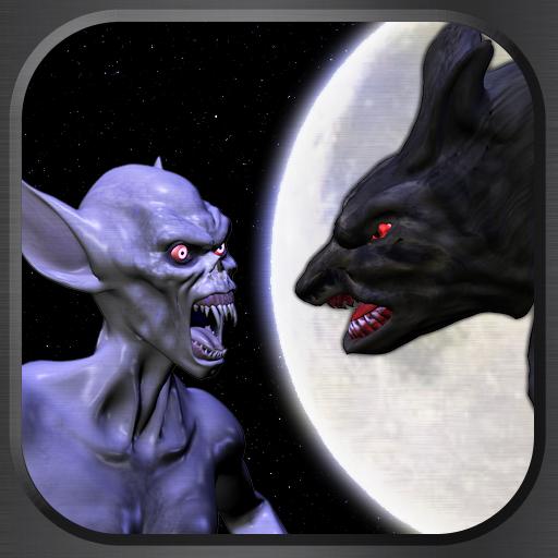 (Vampires Vs Werewolves)