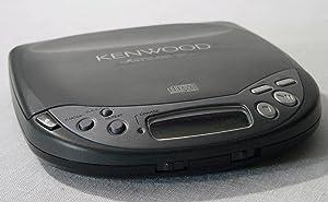 Kenwood Corporation Kenwood Compact Disc Player Dpc-472-kenwood Dynamic Shock Proof Portable Cd Player Model# Dpc-472