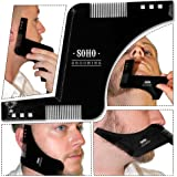 Soho Grooming Shape your beard to perfection with the advanced Soho beard shaper comb