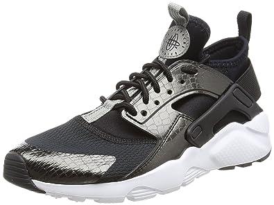 NIKE Air Huarache Run Ultra GS, Chaussures de Gymnastique garçon, Noir (Black M T L C