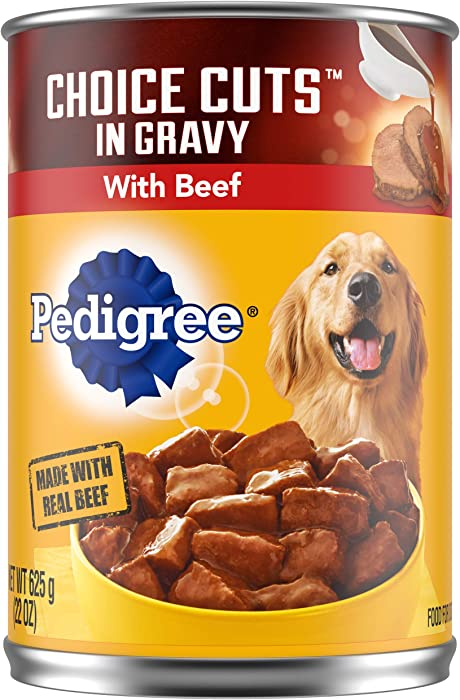 Top 10 Can Dog Food All Protien