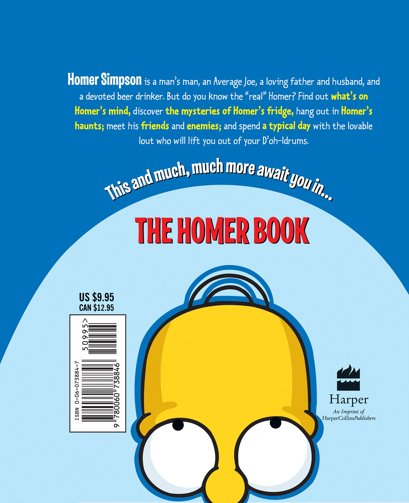 The life of homer