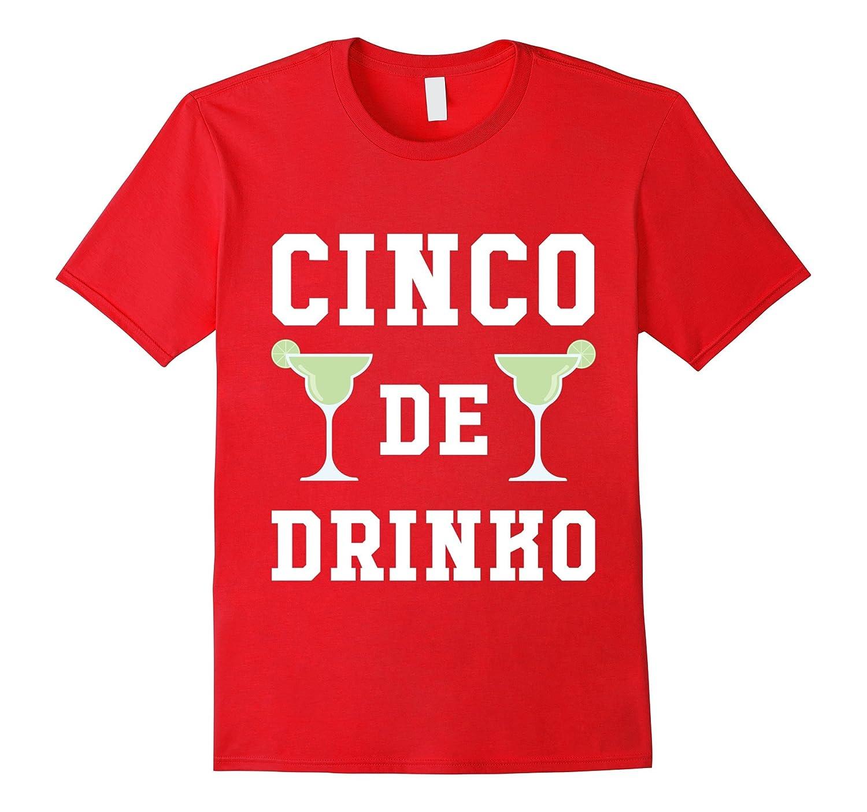 Cinco De Drinko Lime - Cinco De Mayo May Fifth T-Shirt-Vaci