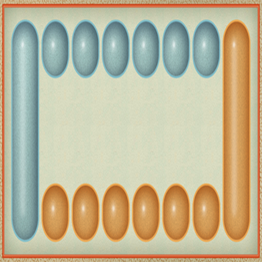 board game with marbles or counters - 5