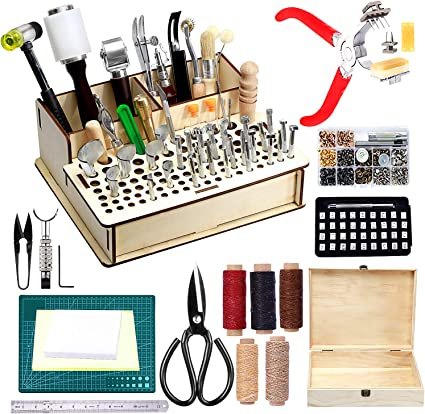 Tools for leather crafts Stamp 30